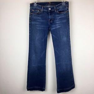 7FOM DOJO Jeans EUC